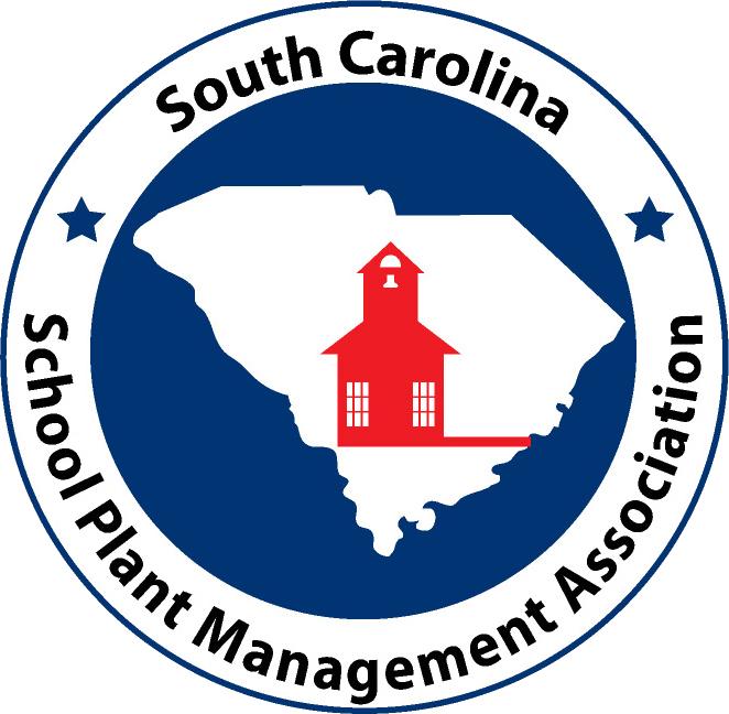 The South Carolina School Plant Management Association Logo